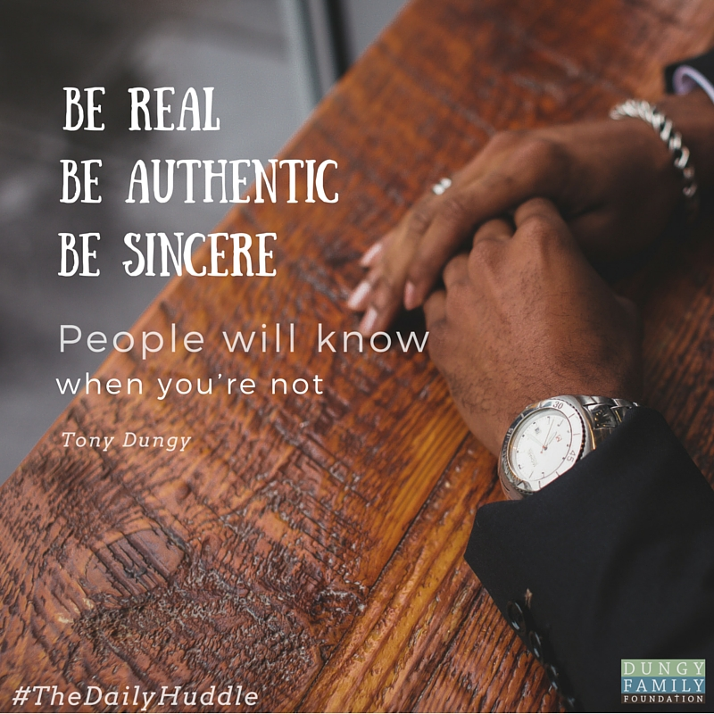 Daily Huddle Authentic