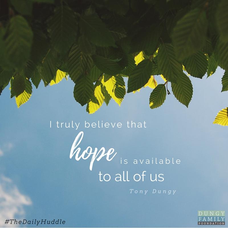 Daily Huddle Hope