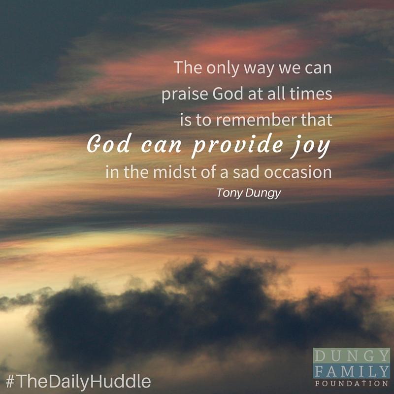 Daily Huddle JOY
