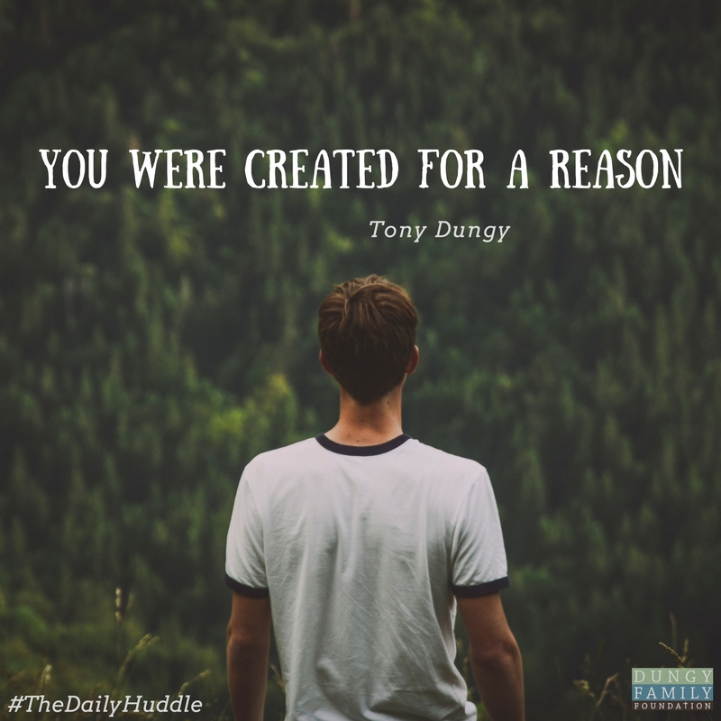 Daily Huddle reason